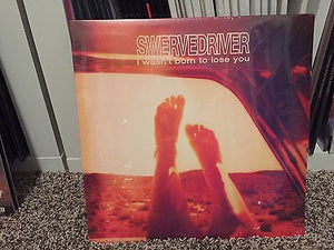 Swervedriver - I Wasn't Born To Lose You (black vinyl)