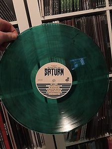 Saturn - Beyond Spectra (green/black marble vinyl)
