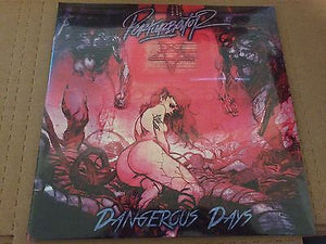 Perturbator - Dangerous Days (black vinyl)