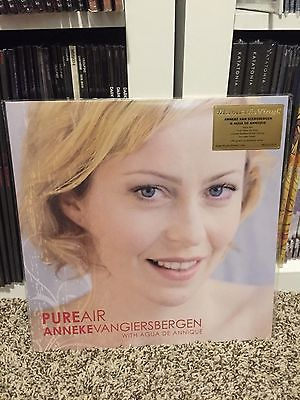 Anneke van Giersbergen - Pure Air (red vinyl)