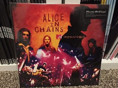 Alice In Chains - MTV Unplugged (black vinyl)