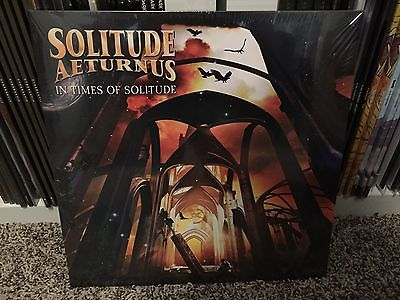 Solitude Aeturnus - In Times Of Solitude (sealed vinyl)
