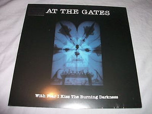 At The Gates - With Fear I Kiss The Burning Darkness (black vinyl)