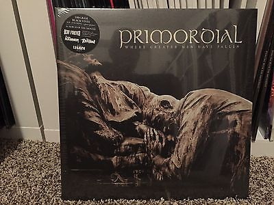 Primordial - Where Greater Men Have Fallen (black vinyl)
