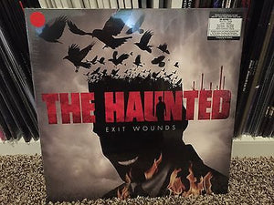 The Haunted - Exit Wounds (red vinyl)