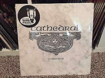 Cathedral - In Memoriam (black vinyl)