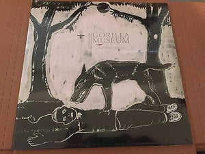 Sleepytime Gorilla Museum - Of Natural History (black vinyl)