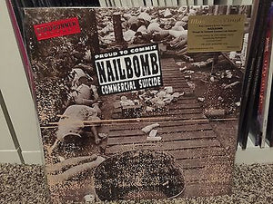 Nailbomb - Proud To Commit Commercial Suicide (yellow vinyl)