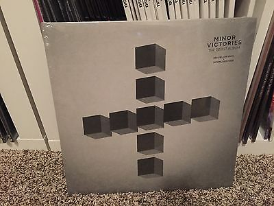 Minor Victories - Minor Victories (black vinyl)