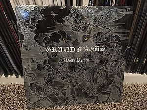 Grand Magus - Wolf's Return (colored vinyl)