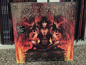 Cradle Of Filth - Bitter Suites To Succubi (orange vinyl)