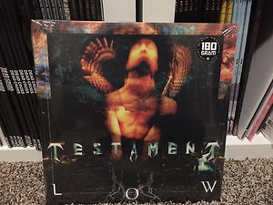 Testament - Low (gold vinyl)