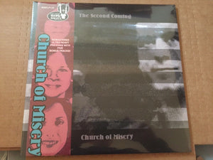 Church Of Misery - Second Coming (red vinyl)