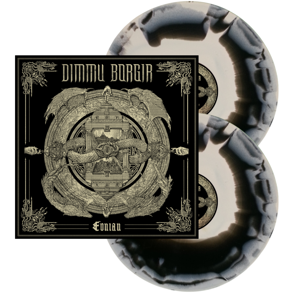 Dimmu Borgir - Eonian (splatter, swirl or boxset on vinyl)