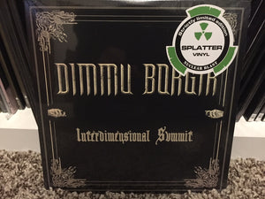 Dimmu Borgir ‎– Interdimensional Summit (splatter vinyl)