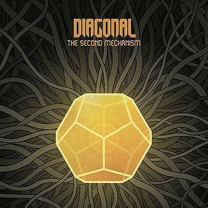 Diagonal - The Second Mechanism (yellow vinyl)