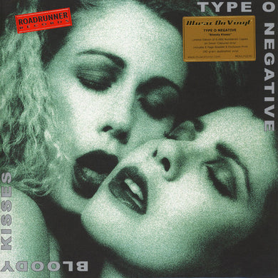 Type O Negative - Bloody Kisses (silver vinyl)