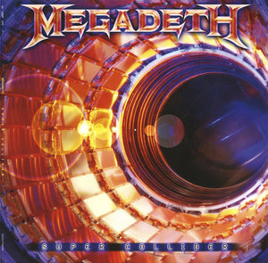 Megadeth ‎– Super Collider (black vinyl)