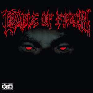 Cradle Of Filth - From The Cradle To Enslave (red vinyl)