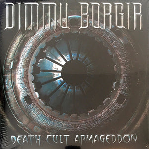 Dimmu Borgir -  Death Cult Armageddon (white or black vinyl)