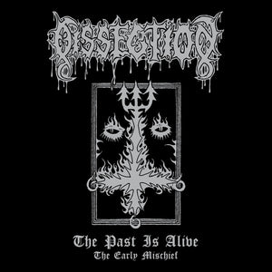Dissection - The Past Is Alive (The Early Mischief) (black vinyl)