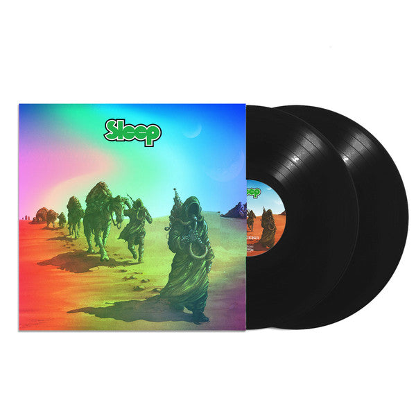 Sleep - Dopesmoker (black vinyl with holographic cover)
