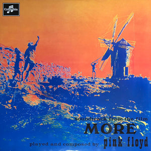 "Pink Floyd ‎– Soundtrack From The Film ""More"" (black vinyl)"