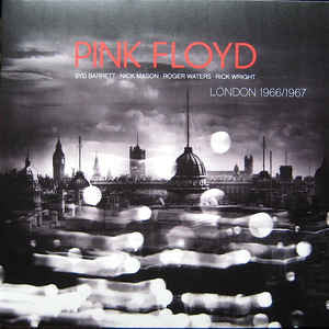 Pink Floyd ‎– London 1966 / 1967 (white vinyl)