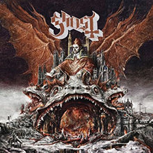 Ghost - Prequelle (clear smoke vinyl) + 7""