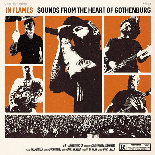 In Flames - Sounds from The Heart Of Gothenburg (box set on bi-color vinyl)