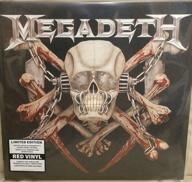 Megadeth ‎– Killing Is My Business And Business Is Good (The Final Kill) (red vinyl)