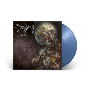 Moonspell - Wolfheart (transparent blue vinyl)