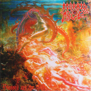 Morbid Angel -Blessed are the sick  (black vinyl)