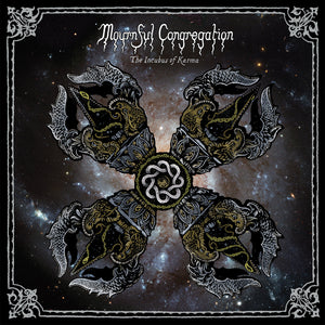 Mournful Congregation ‎– The Incubus Of Karma (black vinyl)
