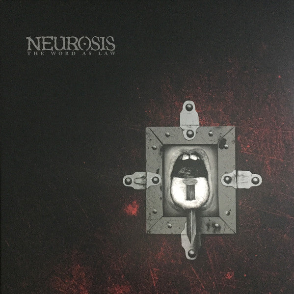 Neurosis - The Word as Law (clear vinyl)