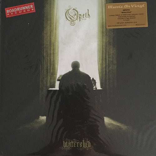 Opeth - Watershed (gold vinyl)