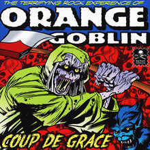 Orange Goblin ‎– Coup De Grace  (yellow vinyl)