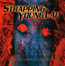 Strapping Young Lad - Heavy As A Really Heavy Thing (blue / red vinyl) Record Store Day 2018 Release