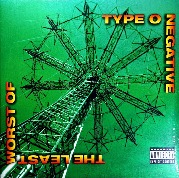 Type O Negative - The Least Worst Of (black vinyl)