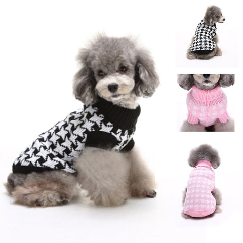 Winter Warm Clothes Winter Cat dog clothes Jacket Sweaters