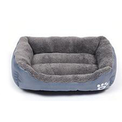Warm Dog Bed with Soft Material in multiple colors