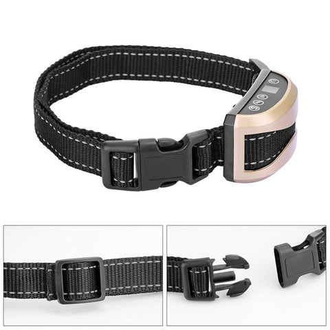 Anti Bark Collar Training Training Collar