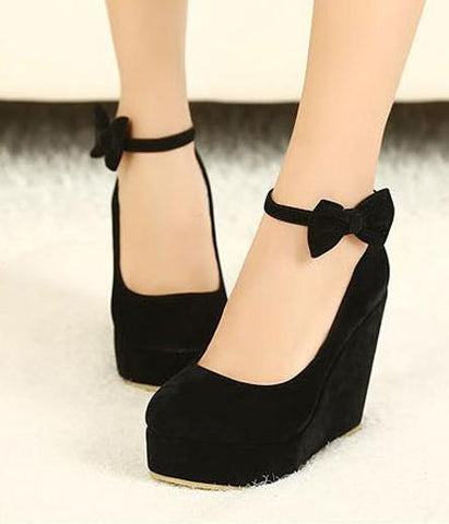 Falling For You Mary Jane Platforms