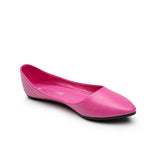 Falling for Flats in Marigold & Pink Rose
