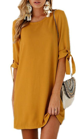 Autumn Delight Dress
