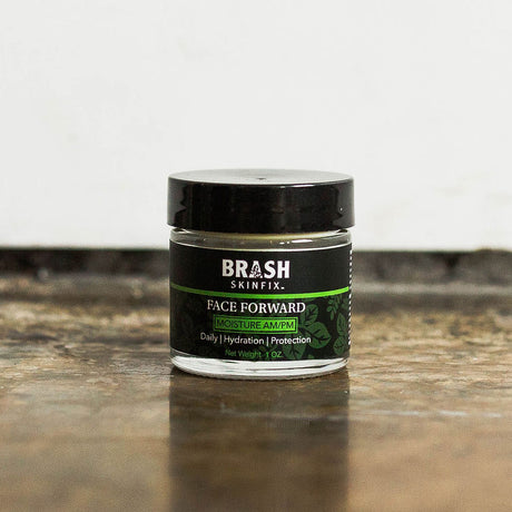 face forward the chemical free moisturizer from brash skinfix