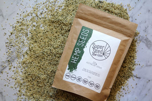 Why you need to be eating hemp seeds