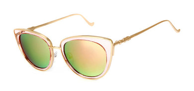 Retro Cat Eye Sunglasses - 7 Colors
