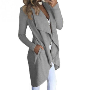 Tula Lapel Overcoat Jacket - 3 Colors