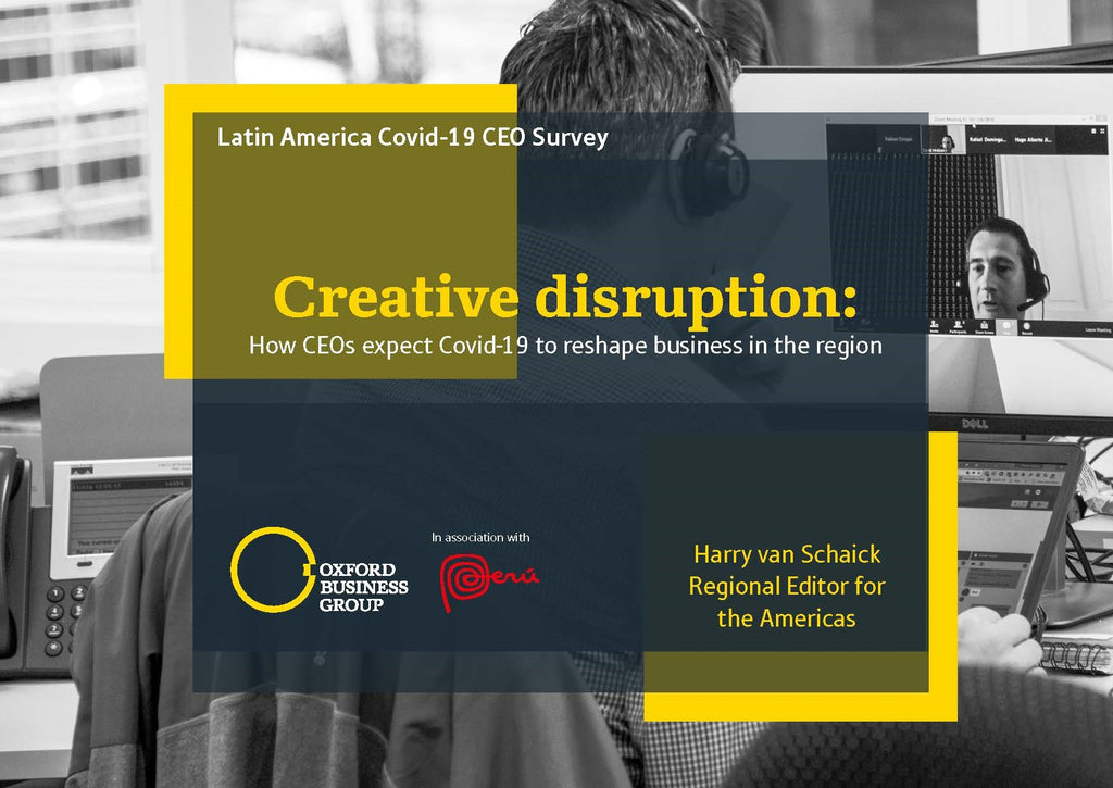 OXFORD BUSINESS GROUP LAUNCHES COVID-19 CEO SURVEY  ON LATIN AMERICA